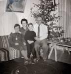 Weihnachten bei Fam. Nusselt in Kulmbach